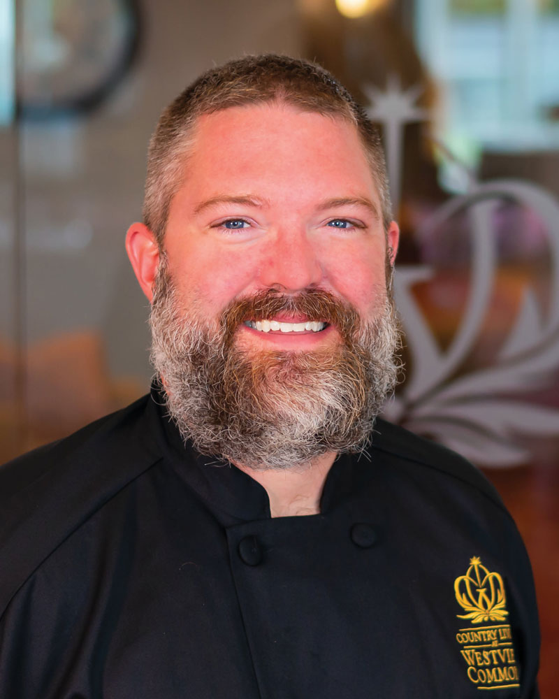 Photo of Chef Jeff Hemmig