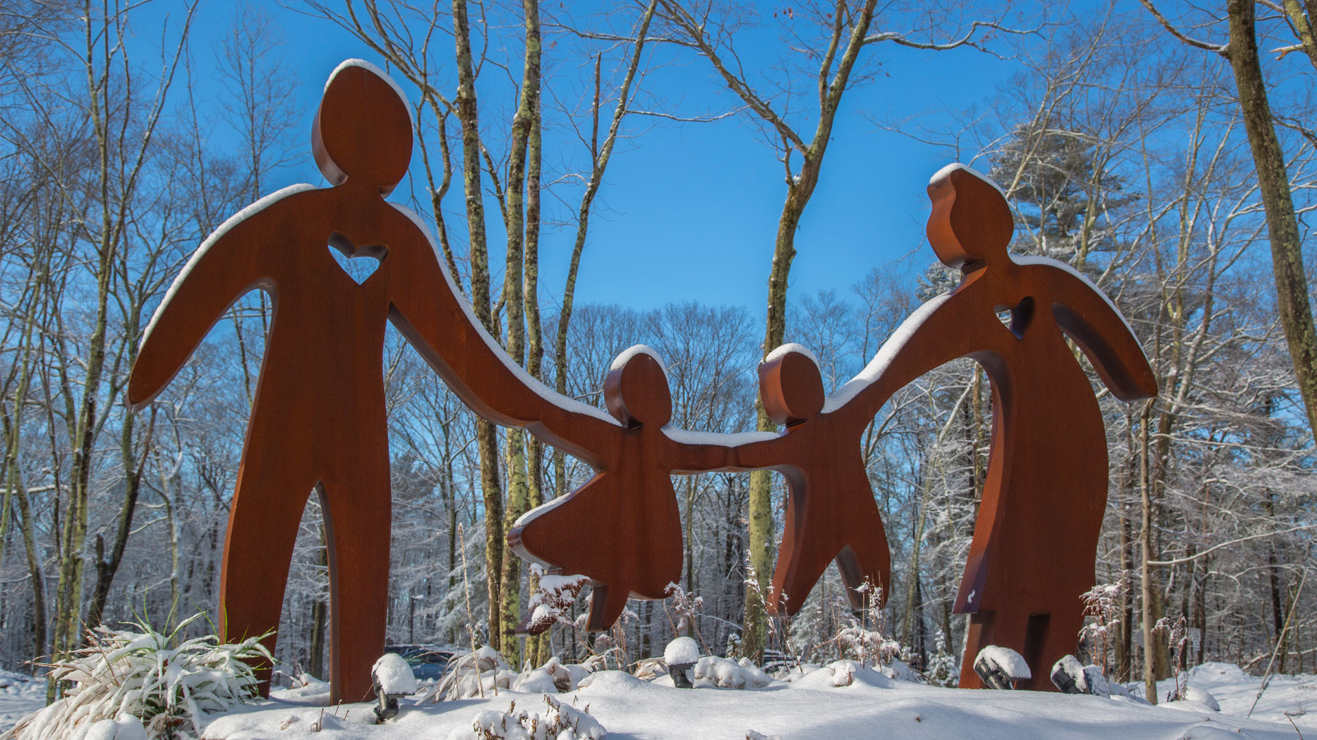 Photo of Caring for Generations Sculpture
